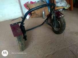 Activa side wheels extra wheels for handicap