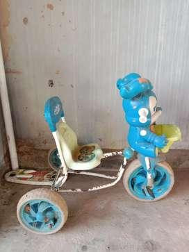 Dijual sepeda  roda 3