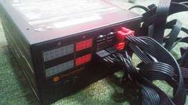 PSU Gamming Thermaltake 730 watt segel