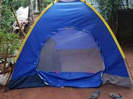 For rent camping 6 nD 8 persons  tent available