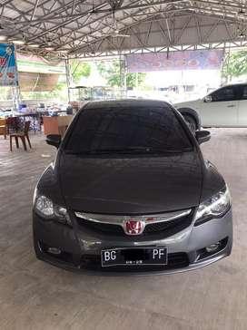 Honda Civic FD1 A/T 2010/2011, Dp 30 jtaan kondisi mulus city