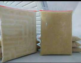 Daging Durian atau durian kupas