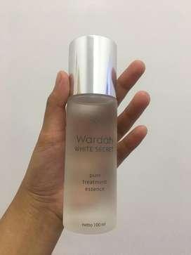 Produk wardah white secret dan wardah vitamin c