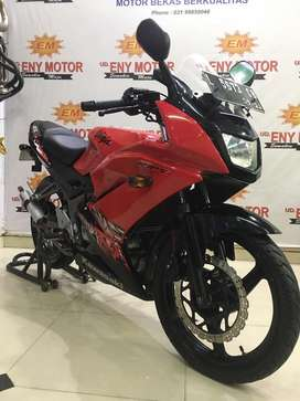 Langsung Gas. Kawasaki Ninja 150 Tipe RR 2013 - ENY MOTOR