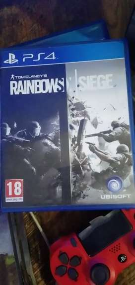Rainbow six seige ps4 game