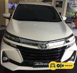 [Mobil Baru] Toyota AVANZA 1.3 G Manual