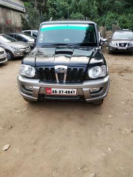 Mahindra Scorpio VLX 2WD ABS AT BS-III, 2011, Diesel