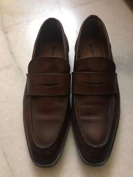 Aldo formal loafers