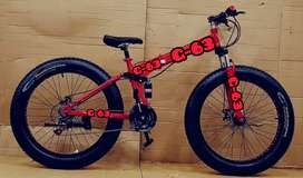 Fat Tyre Brand New Cycle