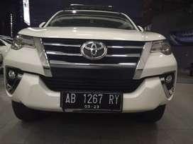Toyota FORTUNER VRZ (matic) 2018