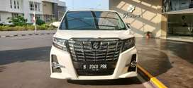 Alphard SC mint condition