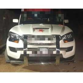 Scorpio ,bolero,innova,tuv, 7 seater car Bumper Guard