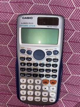Casio sceintific calculator fx-991ES PLUS