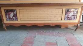 COUNTER, TABLE (SET OF 2 PCS)