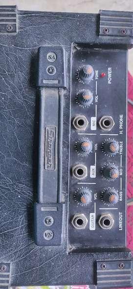 Stranger Amplifier