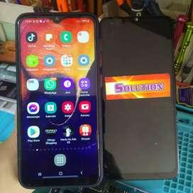 Lcd Touchscreen Samsung A50 Incell (Tidak Bisa Fingerprint) + Pasang