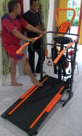 Treadmill manual samagefam 50 tarikfitt