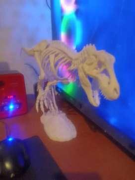 Miniatur Fosil T-Rex
