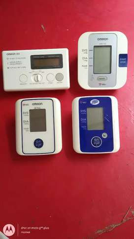 DIGITAL BLOOD PRESSURE MONITOR, GLUCOMETER AND NEBULIZERS AVAILABLE