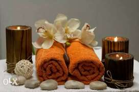 male candidate required for spa therapist work