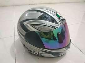 Helm agv robbiano design