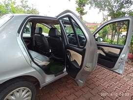 Tata Indigo Ecs 2014 Diesel 55000 Km Driven