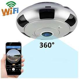 Online Wholesales V380 1080P 2MP 360 Degree Panoramic Home Security WI