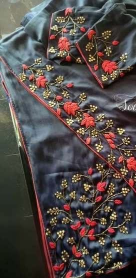 Embroidery and aari worker