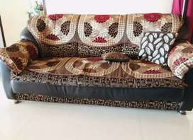 3+1+1 Sofa In Good Condition
