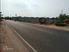 Commercial land available for rent at balapur