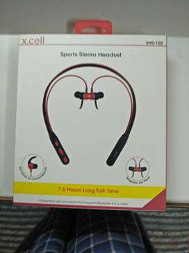 X. Cell SHS 102.SportsStereo Head set