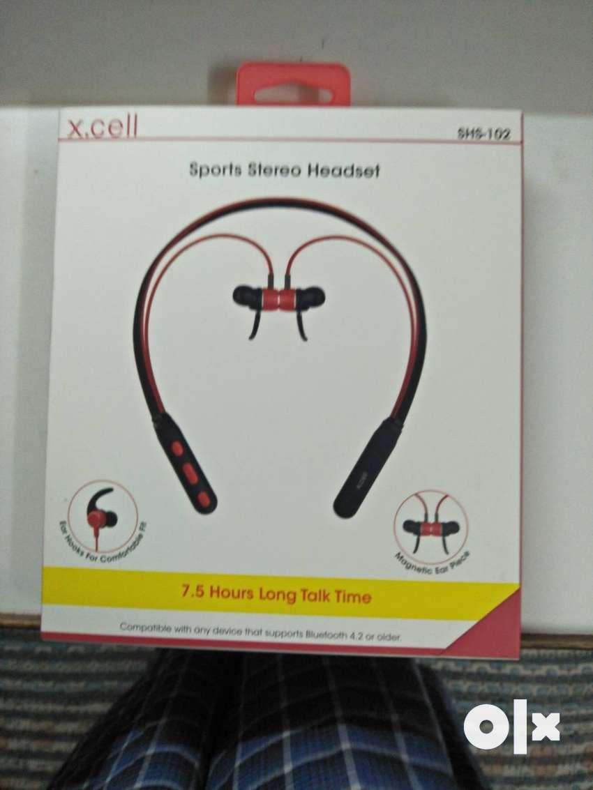 X. Cell SHS 102.SportsStereo Head set 0