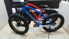 FATBIKE FAT TYRE CYCLE FAT CYCLE