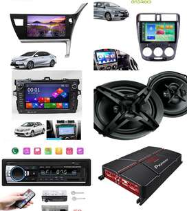 All Model Cars Android Panels on WholeSale Rate