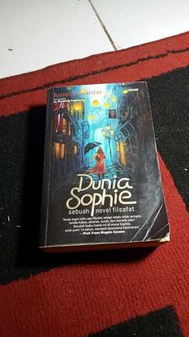 Jual Novel Terjemahan Dunia Sophie.