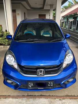 Brio 2016 upgrade velg honda jazz rs ori