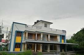 Three BHK S/F apartments 4 RENT, PUSHPANAGAR,Chunangamvely, Aluva.