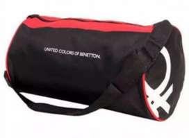 Unused Benetton gym bag for sale