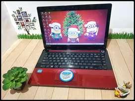 Laptop Toshiba C40-A Core i3 Ivybridge Like New
