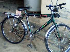 bicycle in well condition for sale in haripur