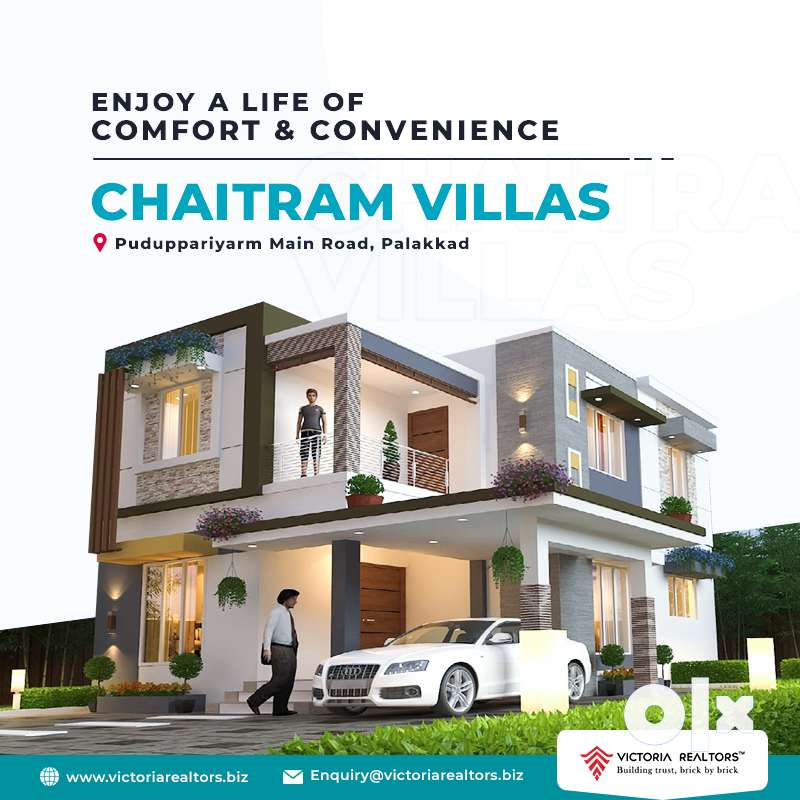 kerala largest gated community villas for sale