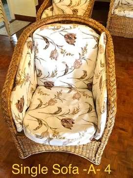 Sofa cane set