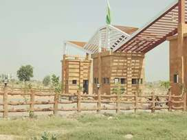 3Marla commercial plot for sale in khanial home