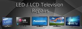 We are specialist in led lcd plasma TV repairing