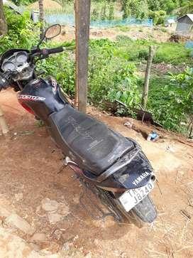 Yamaha ,gladiyator