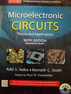 Engineering books.. Microelectronics Circuits