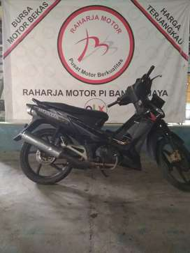 Supra x 2009 plat B (Raharja motor) 6247
