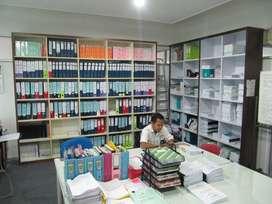 Lemari Arsip Dokumen kantor