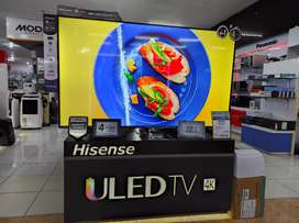 58A7100F SMART TV 58 inc Hisense murah Tunai atau Kredit