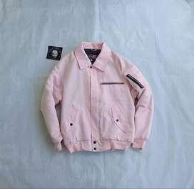San Dan Bomber Fashion Jacket seperti Uniqlo